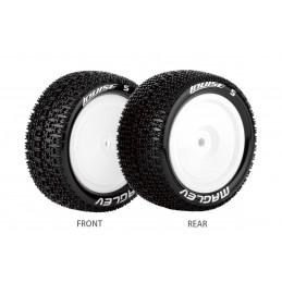 E-Manglev Tires - Rear...