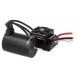 Combo brushless 1/10 ESC WP 50A + moteur 4P 3552 3000KV Robitronic R01250