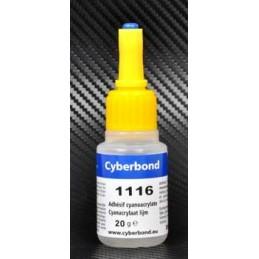Colle cyano EPP / Styro 20g Cyberbond CY1116