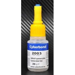 Colle cyano universelle 20g Cyberbond CY2003