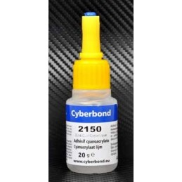 Colle cyano épaisse 20g Cyberbond CY2150