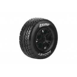 SC-Rocket tires - Black...