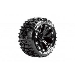 ST-Pioneer tires - Black...