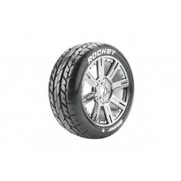 B-Rocket tires - Chrome...