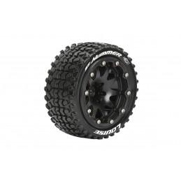 ST-Hummer Tires - Black...