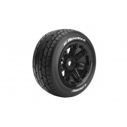 ST-Rocket tires + Black...