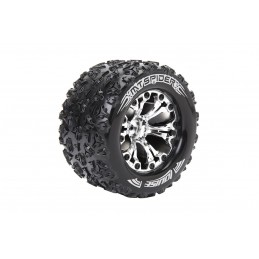 MT-Spider Tires - Chrome...