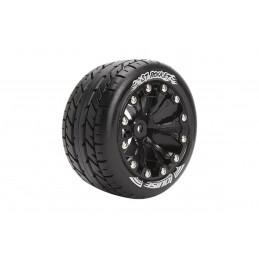 ST-Rocket Tires - Black...
