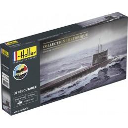 Submarine The Redoutable...