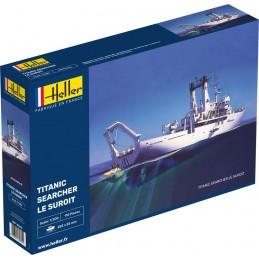 """Titanic Searcher """"Le Suroit"""" 1/200 Heller 80615"""