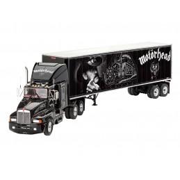 American truck with semi...