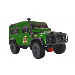 Outback Ranger XC Green 4WD...