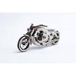 Chrome Rider metal...