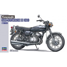 Kawasaki 500-SS/MACH III...