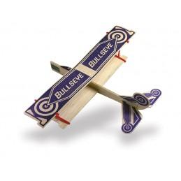 Glider Guillow's biplane