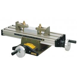 KT70 - Micro table à coordonnées pour MB 140/S et TBM 220 avec brides et fixations Proxxon 27100