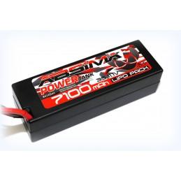 Li-Po 7100mAh 60C 3S 11.1V...