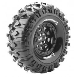 "CR-Rowdy Tires - Rims 1.9""..."