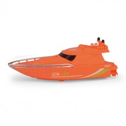 Mini Racing Yacht orange...