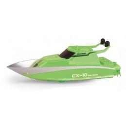 Mini Racing Yacht vert 2.4Ghz RTR Siva 30018