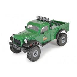 Outback Mini X Texan Crawler 2.4Ghz Vert 1/18 RTR FTX FTX5524GN