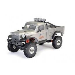Outback Mini X Texan Crawler 2.4Ghz Gris 1/18 RTR FTX FTX5524GY