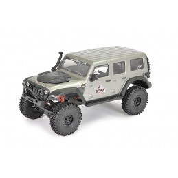 Outback Mini X Fury 2.0 Crawler 2.4Ghz Gris 1/18 RTR FTX FTX5525GY