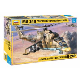 Mil Mi-24P Hind F 1/48 Zvezda