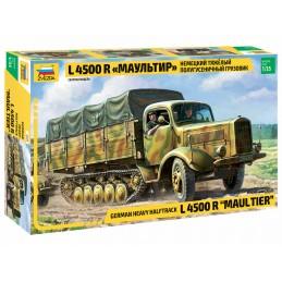 Truck Halftrack Maultier...