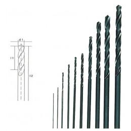 HSS drills, 10 pieces, 0.3...