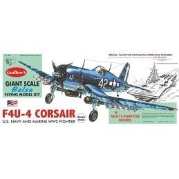 Corsair F4U-4 Guillow's