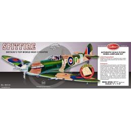 Spitfire Supermarine Guillow's