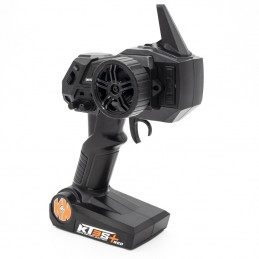 Radio voiture KT3S Neo + récepteur 2.4Ghz Konect KN-KT3S-NEO