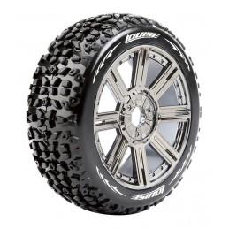 Tires B-Mazinger + Rims...
