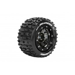 MT-Pioneer Tires + Chrome...