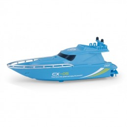 Mini Racing Yacht Blue...