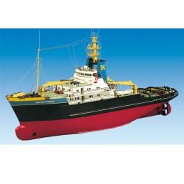 Bateau à construire Smit Rotterdam 478 1/75 Billing Boats 478
