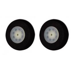 Foam wheels 75mm (2) A2Pro
