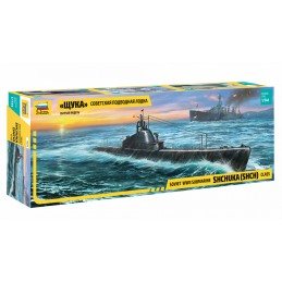 """Submarine """"Shchuka"""" 1/144..."""