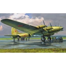 Aircraft Petlyakov Pe-8...