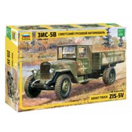 Soviet truck ZIS-5B 1/35...