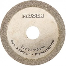 Lame à tronçonner diamantée 50 mm Proxxon 28012
