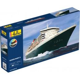 Queen Mary 2 1/600 Heller +...