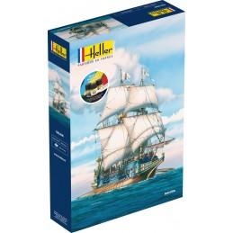 Boat Galion 1/200 Heller +...