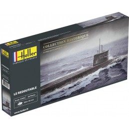 Sous-marin Le Redoutable 1/400 Heller 81075