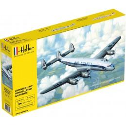 Lockheed L-749 Constellation Air France 1/72 Heller 80310