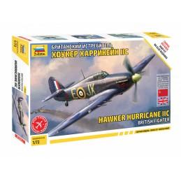 Hurricane Mk.IIc 1/72 Zvezda