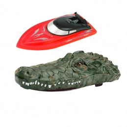 Boat Croco Racer 2 in 1 red...