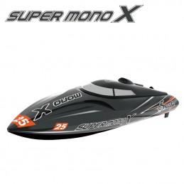 Boat Super Mono X brushless...