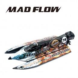 Bateau Mad Flow Brushless V3 RTR Joysway 8653V3